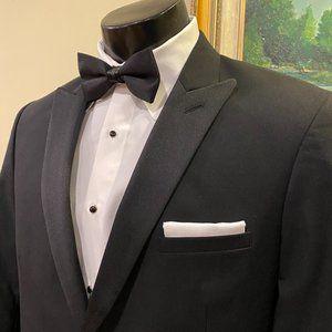 Jean Yves Two-Button Peak Lapel Tuxedo Jacket - Various Sizes - Men's Formalwear